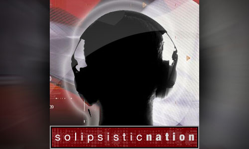 solipsistic nation banner