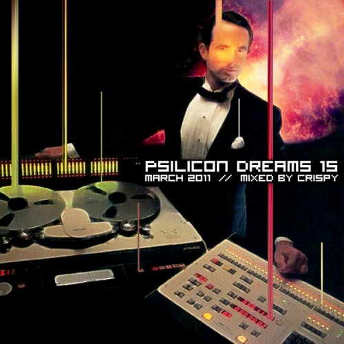 PsiliconDreams 15 cover art